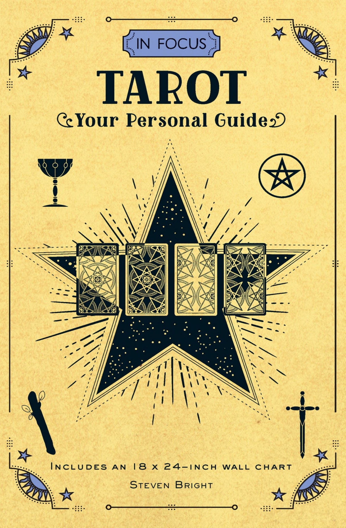Book cover In Focus Tarot: Your Personal Guide