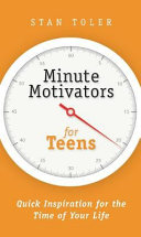 Book cover Minute Motivators for Teens