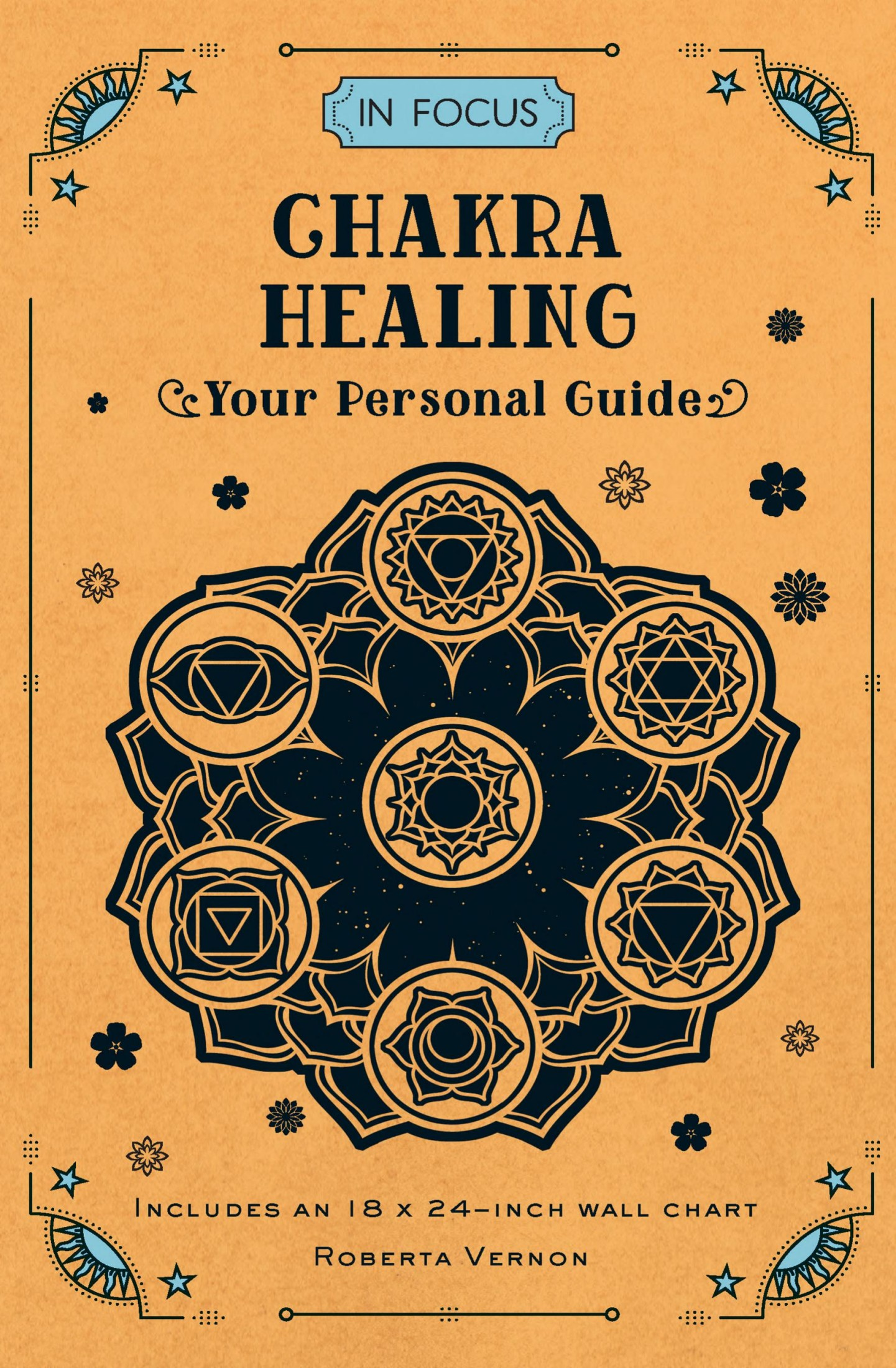Book cover In Focus Chakra Healing: Your Personal Guide