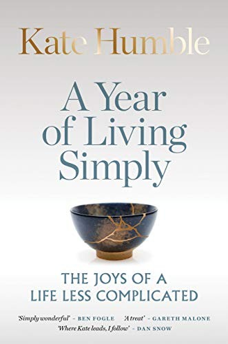 Book cover A Year of Living Simply
