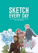 Book cover Sketch Every Day: 100+ Simple Drawing Exercises From Simone Grünewald