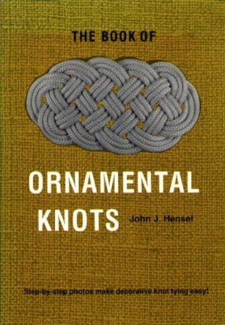Book cover The Book of Ornamental Knots