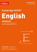 Book cover Cambridge IGCSE® English Workbook
