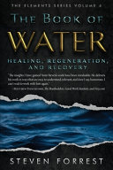 Book cover The Book of Water: Healing, Regeneration, and Recovery
