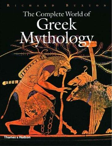 Book cover Greek Mythology