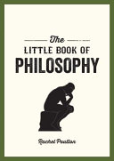 Book cover Little Book of Philosophy