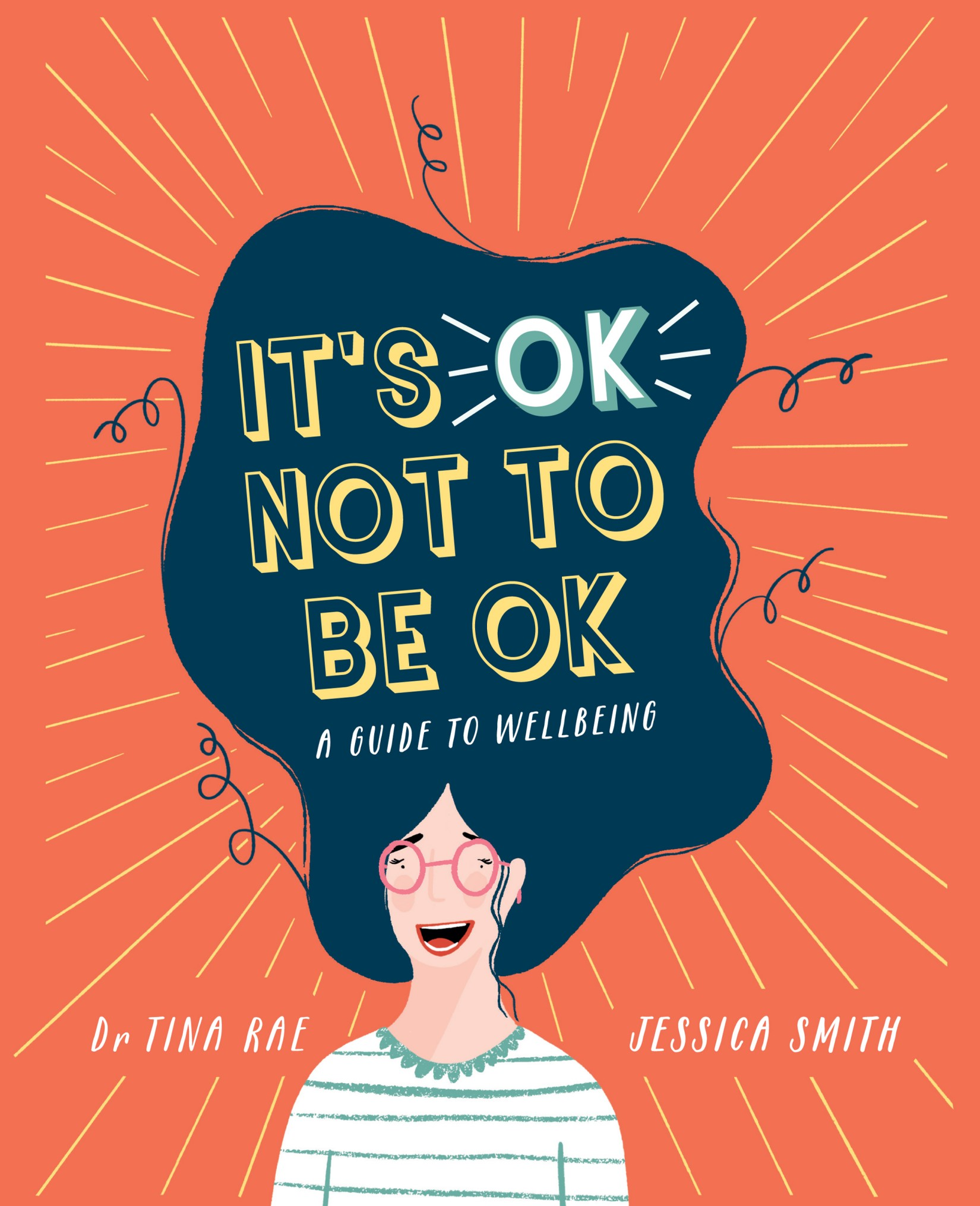Book cover It's OK Not to Be OK: A Guide to Self-Care