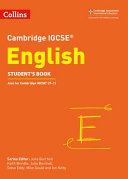 Book cover Cambridge IGCSE® English