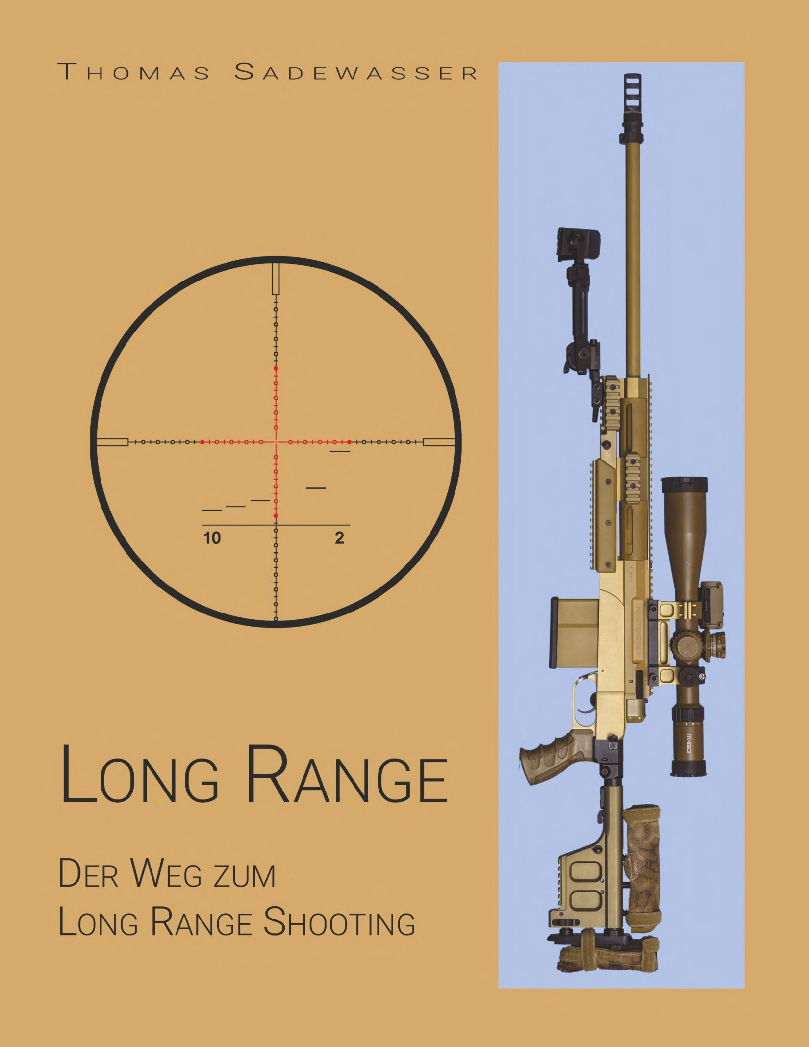 Book cover Long Range: Der Weg zum Long Range Shooting
