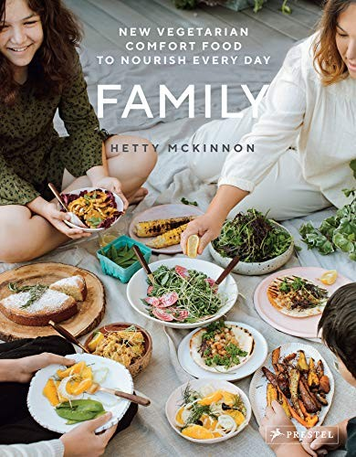 Book cover Family: New Vegetarian Comfort Food to Nourish Every Day