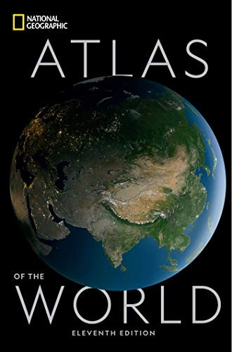 Book cover Atlas of the World