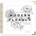 Book cover How to Draw Modern Florals: An Introduction to the Art of Flowers, Cacti, and More