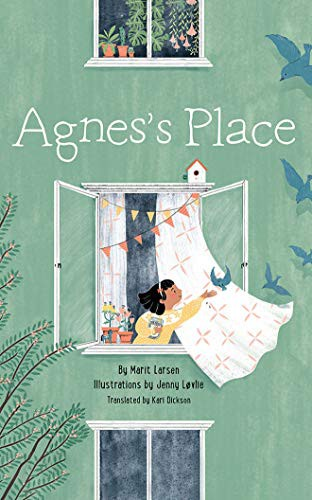 Book cover Agnes's Place