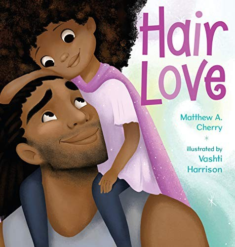 Book cover Hair Love