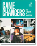 Book cover Game Changers: The Evolution of Advertising