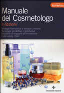 Book cover Manuale del cosmetologo