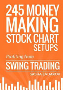 Book cover 245 Money Making Stock Chart Setups: Profiting from Swing Trading
