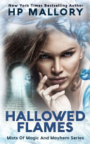 Book cover Hallowed Flames