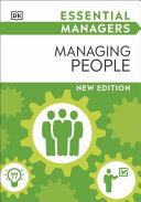 Book cover Managing People