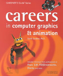Book cover Careers in Computer Graphics & Animation (Gardner's Guide series)
