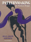 Book cover Patternmaking for Fashion Design