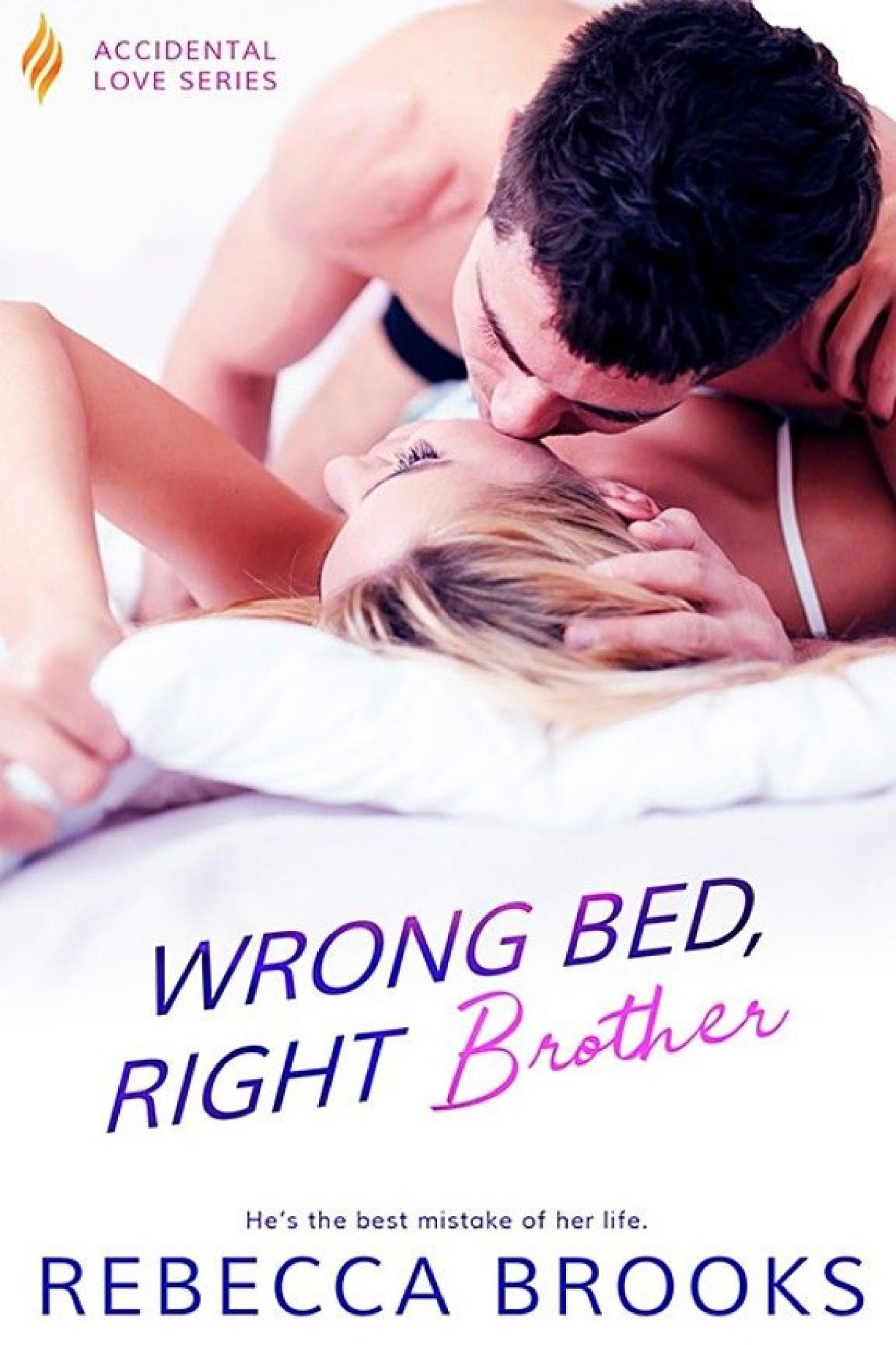 Book cover Wrong Bed, Right Brother