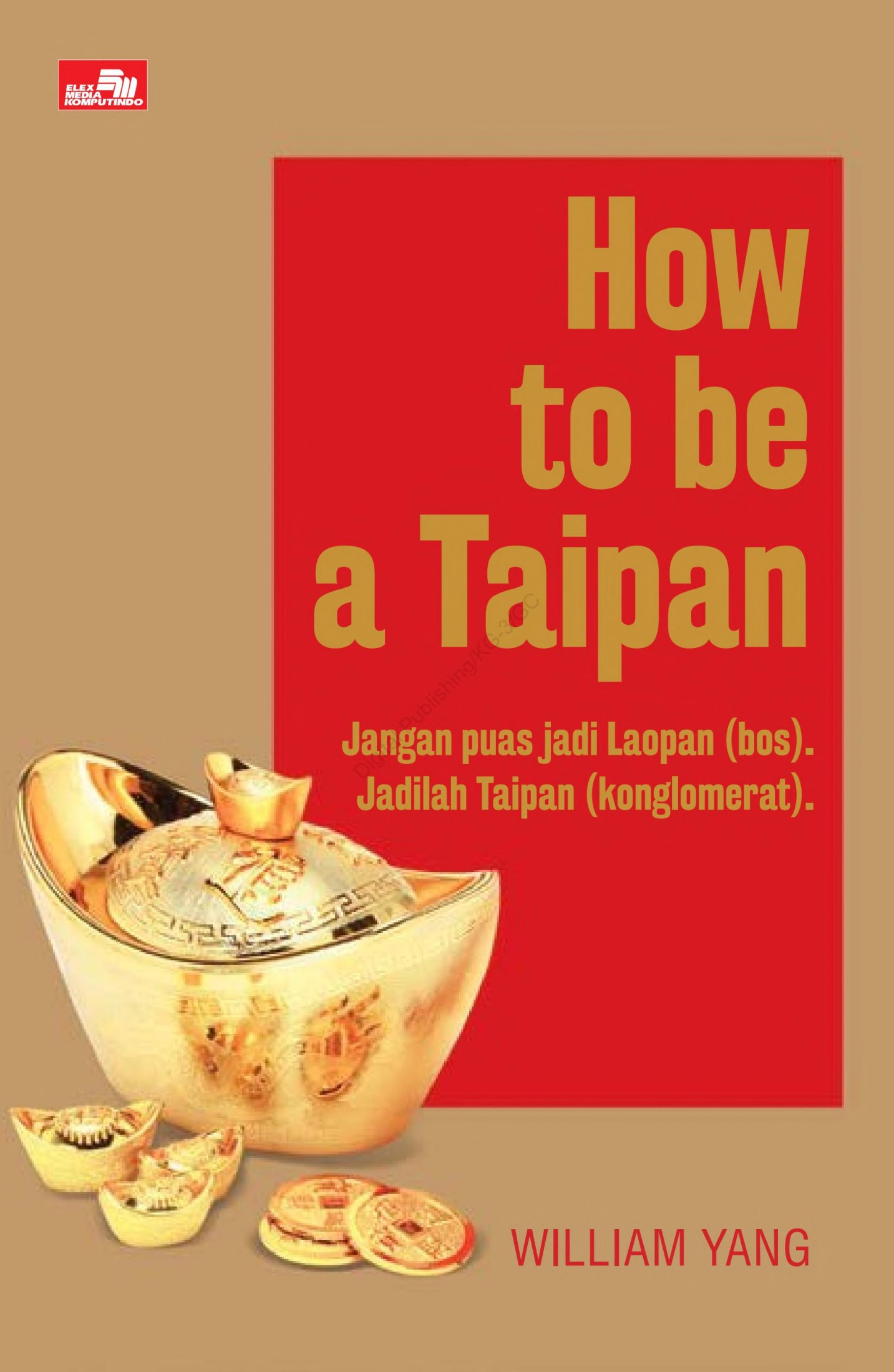 Book cover How to be a Taipan