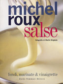 Book cover Salse. Fondi, marinate & vinaigrette