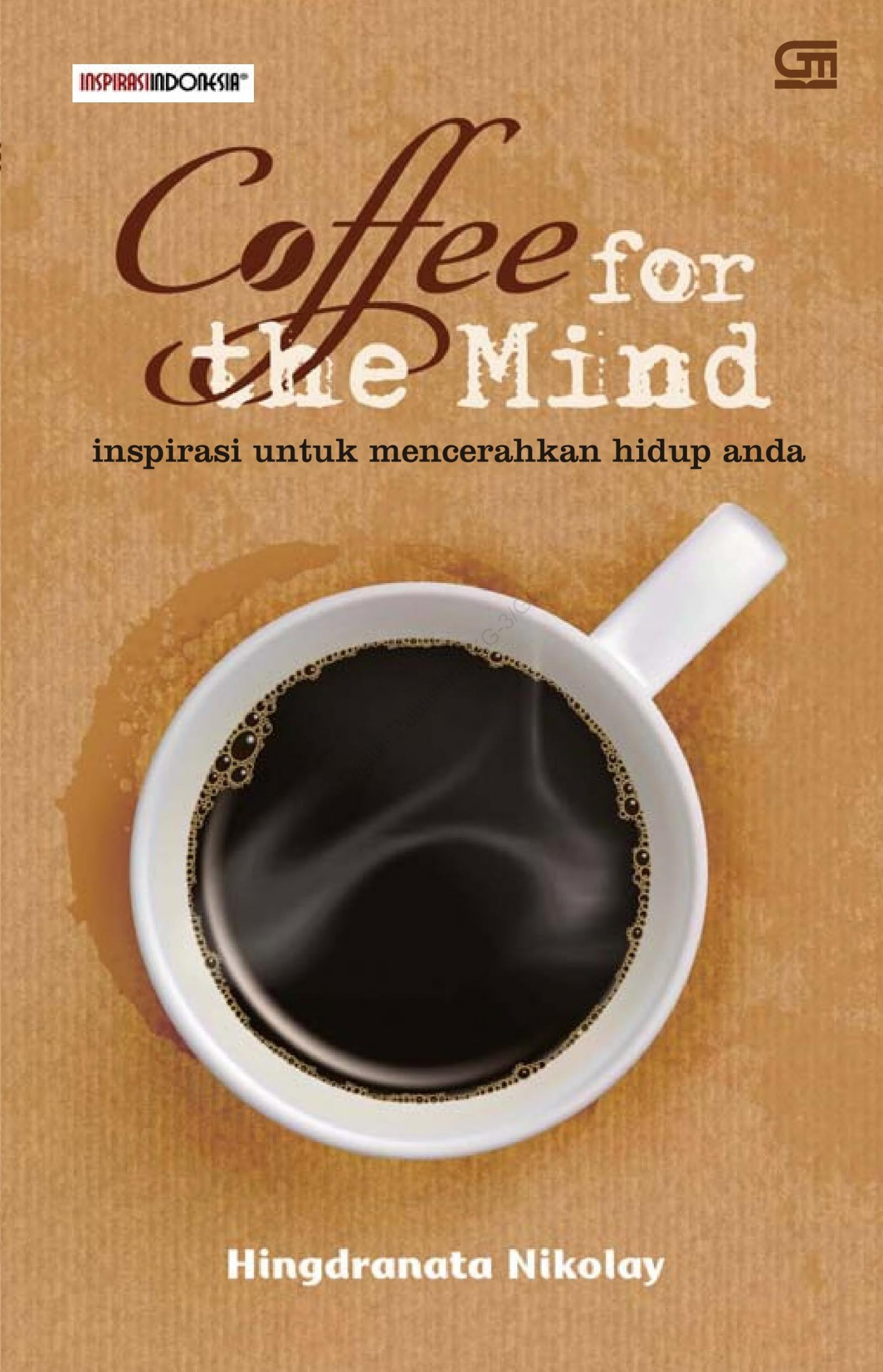 Book cover Coffee for the Mind