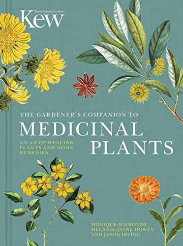 Book cover The Gardener's Companion to Medicinal Plants