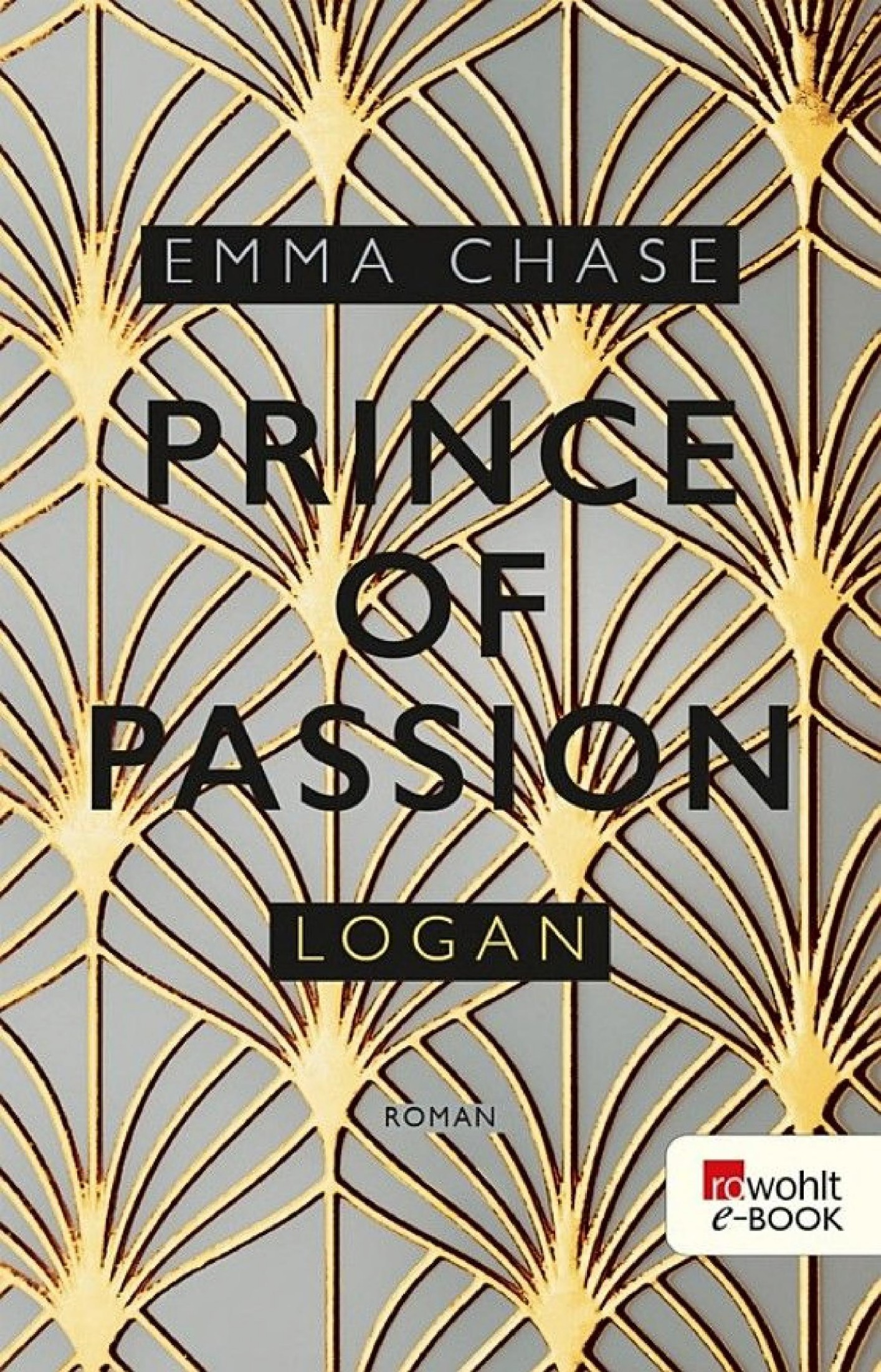 Book cover Prince of Passion – Logan