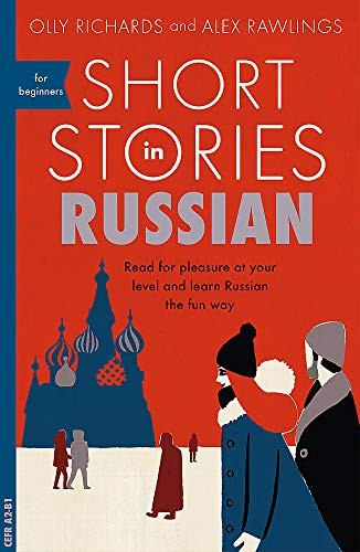 Book cover Short Stories in Russian for Beginners