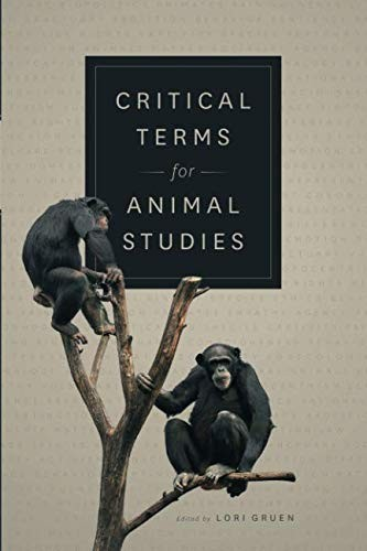 Book cover Critical Terms for Animal Studies