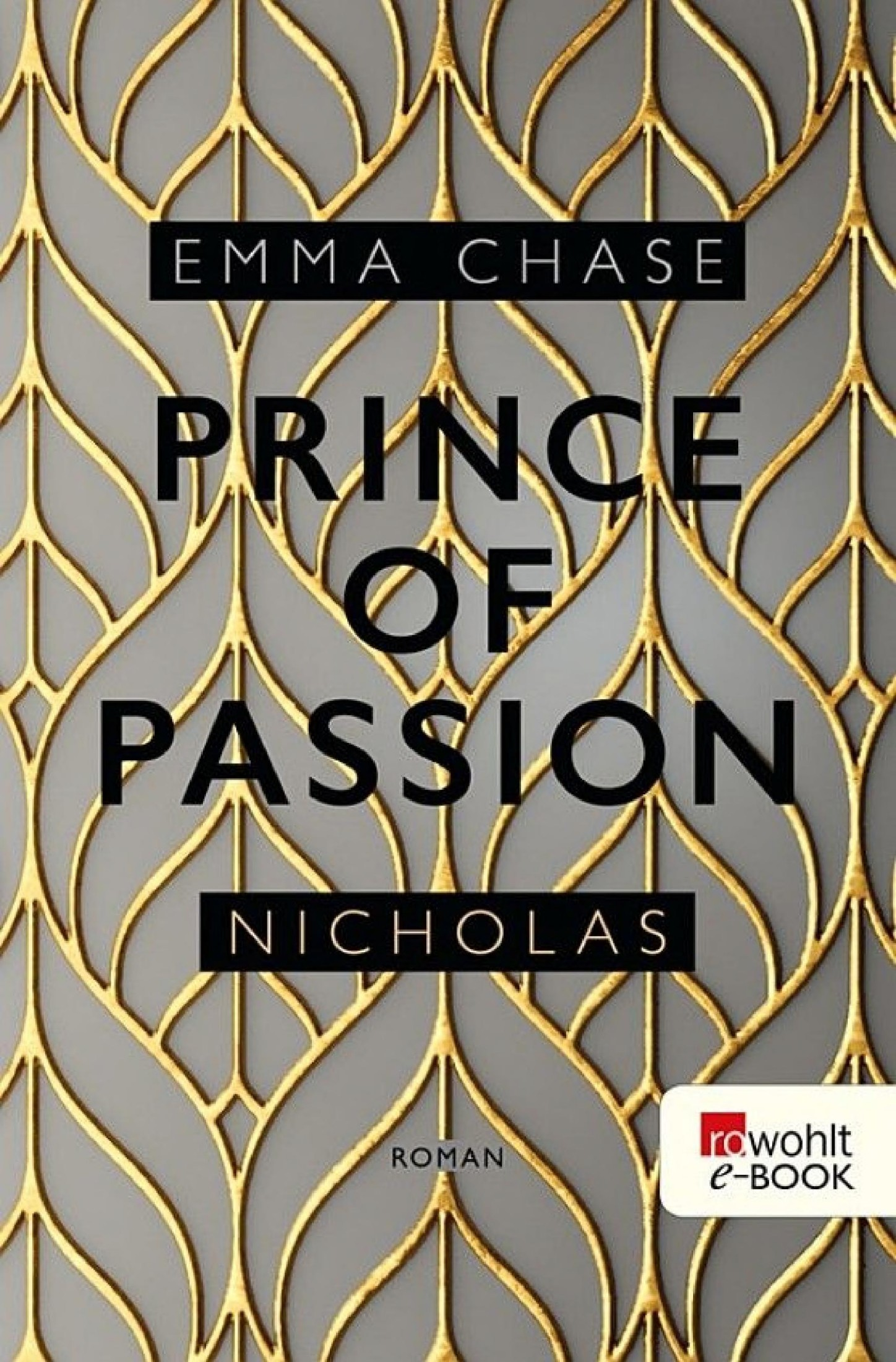 Book cover Prince of Passion – Nicholas
