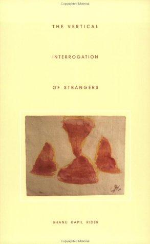 Book cover The Vertical Interrogation of Strangers