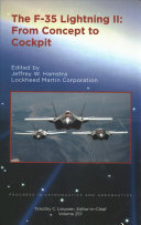 Book cover The F-35 Lightning II: From Concept to Cockpit