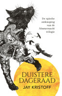 Book cover Nimmernacht 3 - Duistere Dageraad