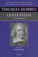 Book cover Leviathan