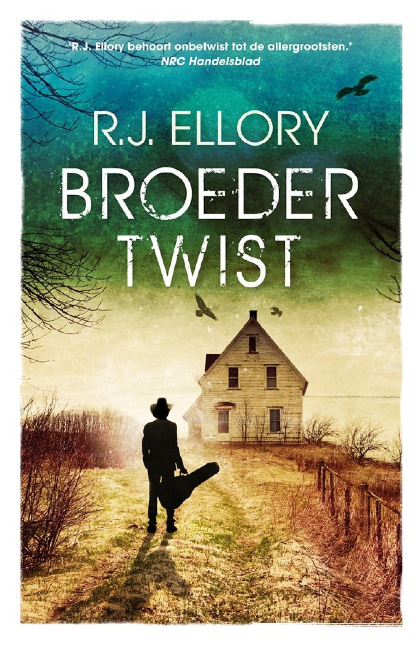Book cover Broedertwist