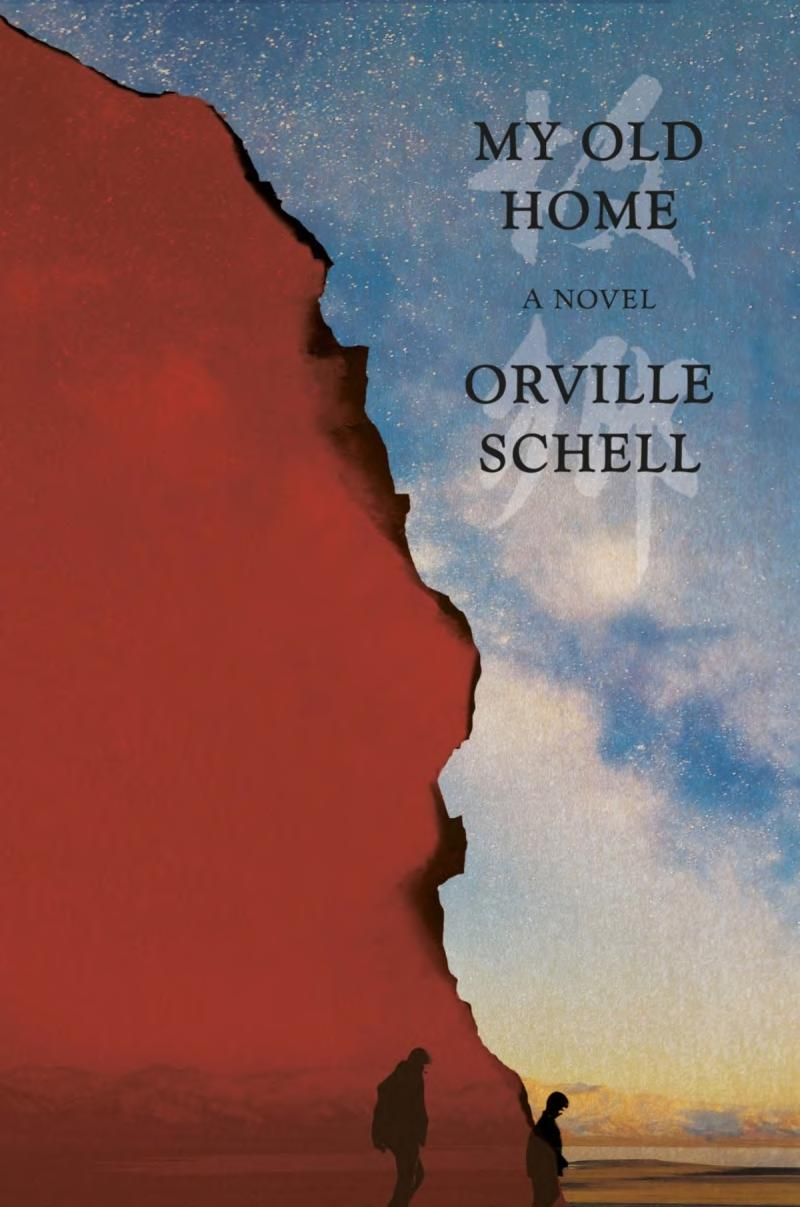 Book cover My Old Home: A Novel of Exile
