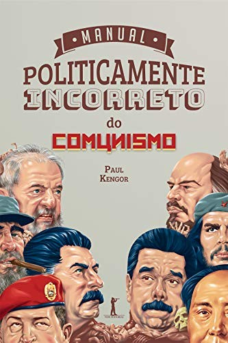 Book cover Manual Politicamente Incorreto Do Comunismo