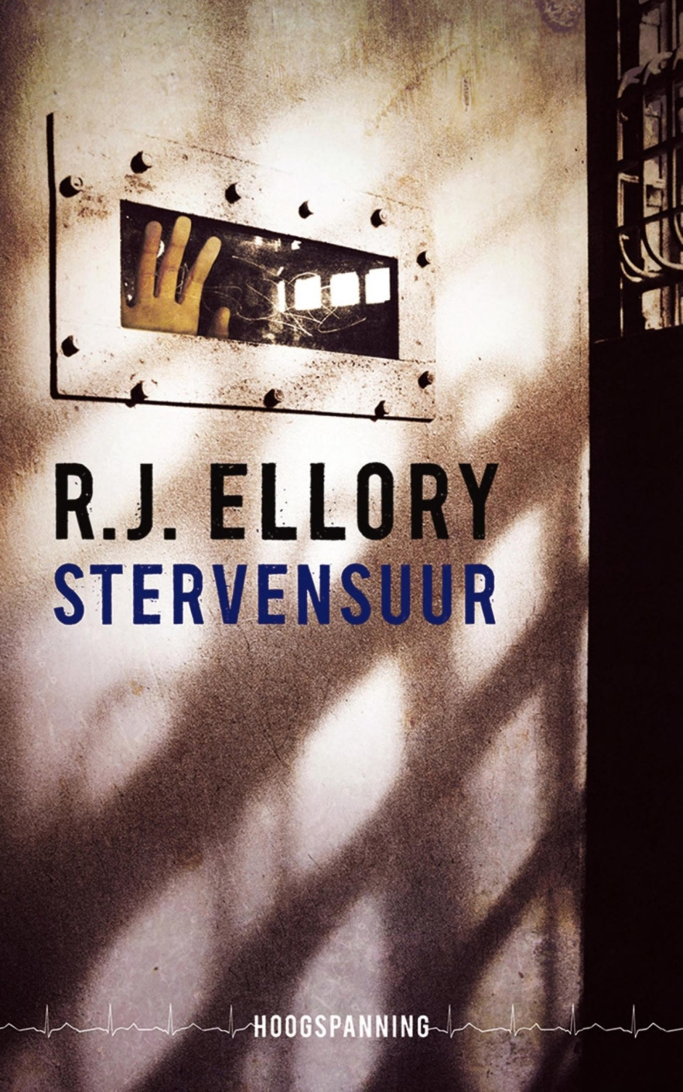 Book cover Stervensuur
