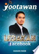 Book cover Ledakan Facebook