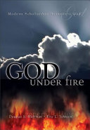 Book cover God Under Fire