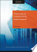 Book cover Alternative Investments