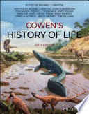 Book cover Cowen's History of Life