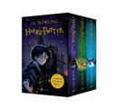 Book cover Harry Potter 1-3 Box Set: A Magical Adventure Begins