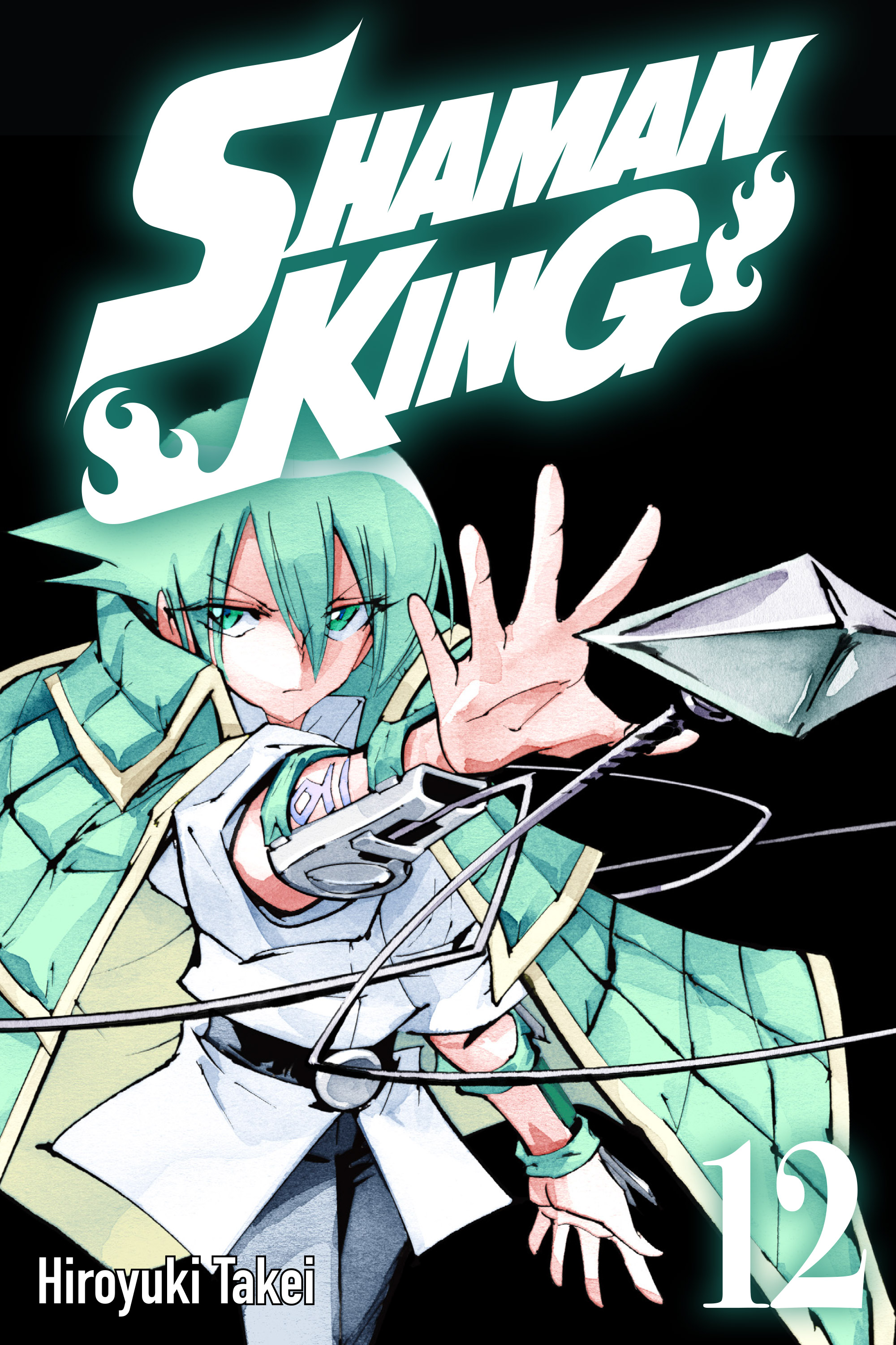 Shaman King (comiXology Edition) Vol. 12
