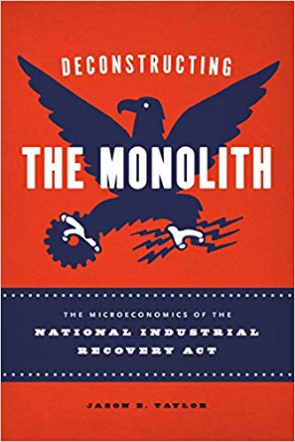 Deconstructing the Monolith: The Microeconomics of the National Industrial Recovery Act