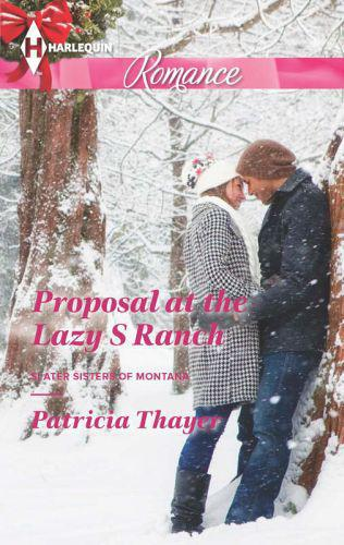 Proposal at the Lazy S Ranch